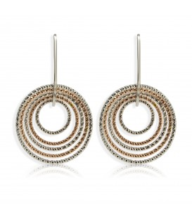Penny Levi Diamond Cut Hoops
