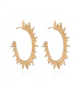 Rachel Jackson Electric Goddess Hoops