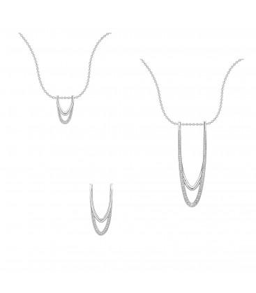 Vixi Full Silk Necklace
