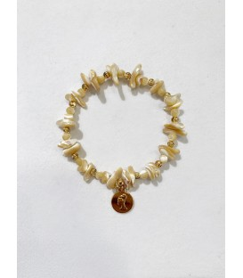 Bcharmd Sofia Seashell Bracelet Gold