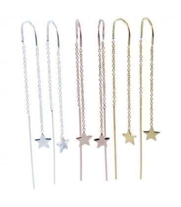 Finesse Falling Star Earrings