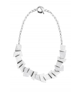 Chris Lewis Geometric Necklace