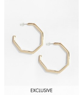 Mark Watson Ryba Earrings Gold