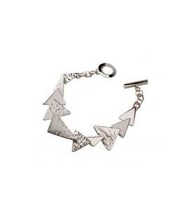 Chris Lewis Geometric Ivy Bracelet