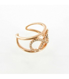 Infinity Ring Adjustable