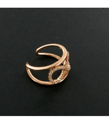 Infinity Ring Adjustable